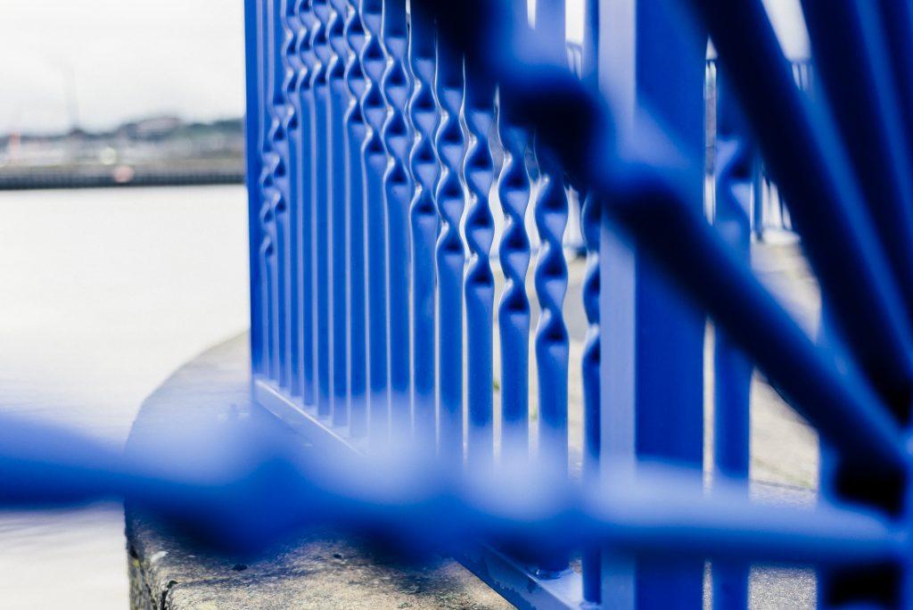 Duplex Coated Blue Gate